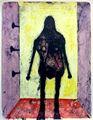 Rufino Tamayo Lithograph Print Black Venus 1969 Published