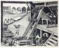 Alfredo Zalce Lithograph Henequen Plant TGP 1946 Mexican People