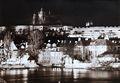Saman Photograph Print Prague Praha Castle 2001