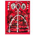 Didier Mayes Serigraph La Menona 2014